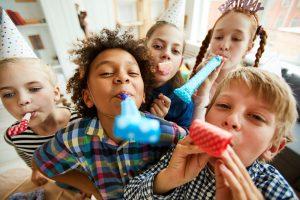 kindergeburtstag mottoparty