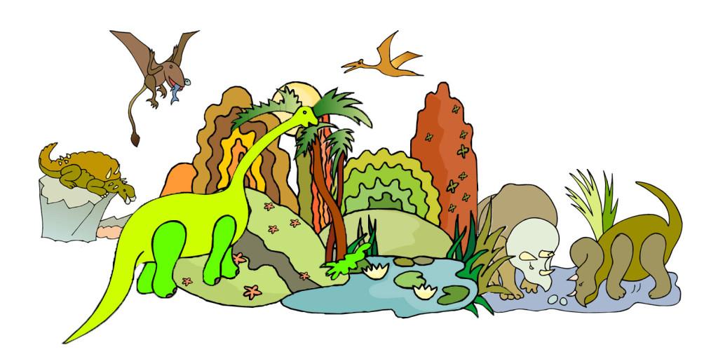 schatzsuche dinosaurierrätsel