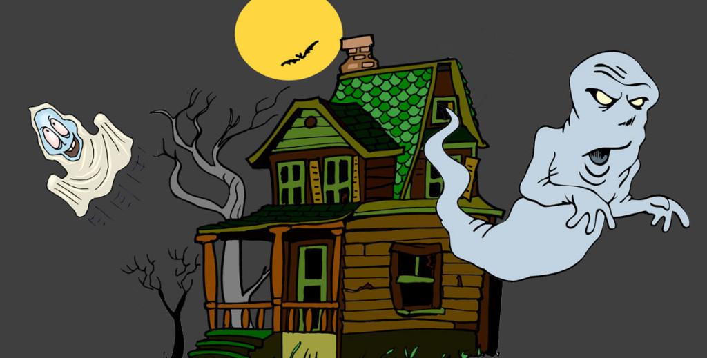 schatzsuche halloween