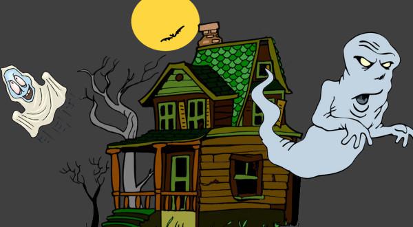 skattjakt halloween