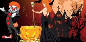 halloween schatzsuche
